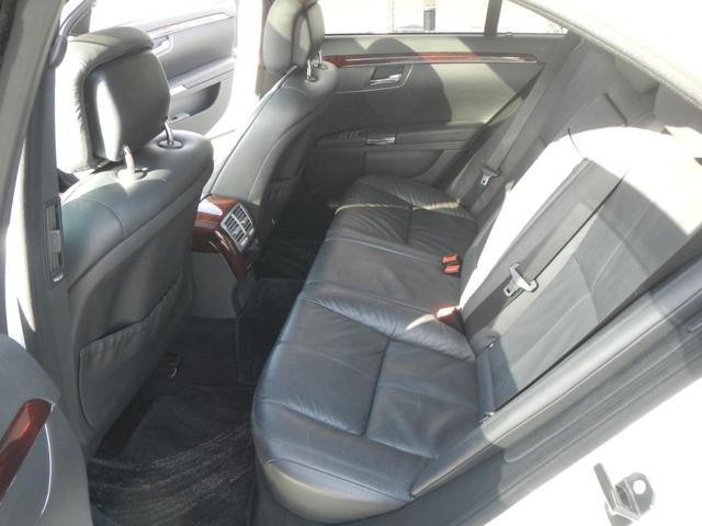 S350 S65AMGエアロ ディーラー車 20インチAW AMGマフラー 本革電動シート サンルーフ 純正ナビ バックカメラ シートヒーター ETC 障害物センサー(47枚目)