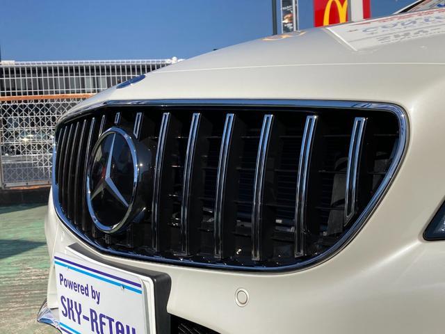CLS220d AMGライン ブルーテック ワンオーナー ディーラー車 純正ナビ フルセグTV バックカメラ レーダーブレーキ 障害物センサー 電動レザーシート 禁煙車 電動バックドア(6枚目)
