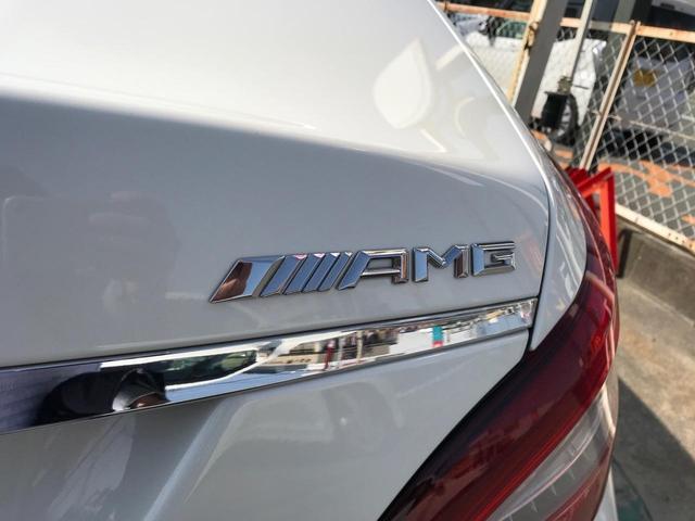 CLS220d AMGライン ブルーテック ワンオーナー ディーラー車 純正ナビ フルセグTV バックカメラ レーダーブレーキ 障害物センサー 電動レザーシート 禁煙車 電動バックドア(18枚目)