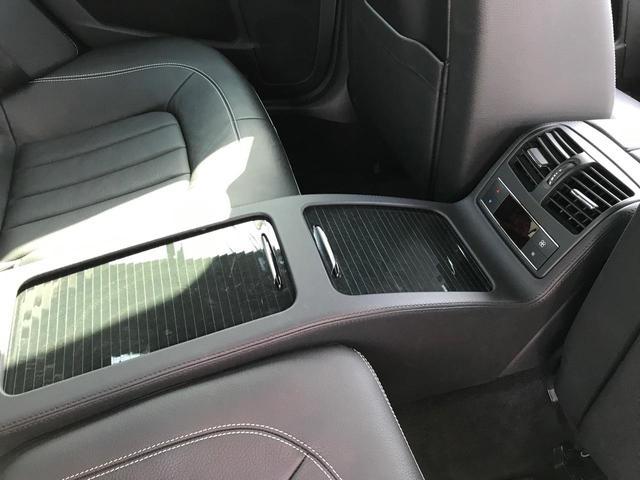 CLS220d AMGライン ブルーテック ワンオーナー ディーラー車 純正ナビ フルセグTV バックカメラ レーダーブレーキ 障害物センサー 電動レザーシート 禁煙車 電動バックドア(46枚目)