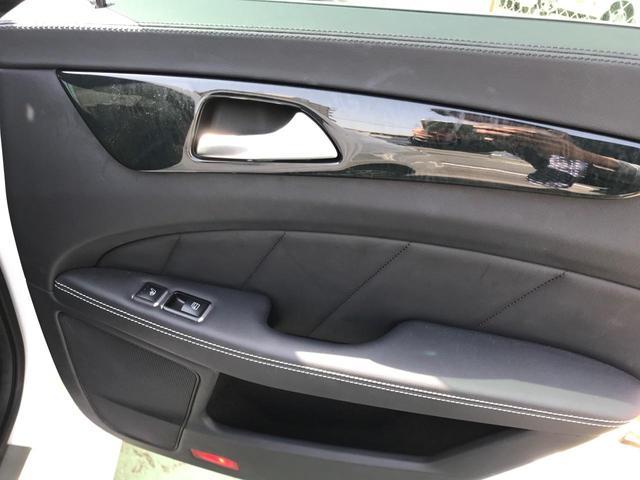 CLS220d AMGライン ブルーテック ワンオーナー ディーラー車 純正ナビ フルセグTV バックカメラ レーダーブレーキ 障害物センサー 電動レザーシート 禁煙車 電動バックドア(47枚目)