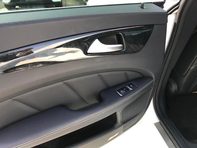 CLS220d AMGライン ブルーテック ワンオーナー ディーラー車 純正ナビ フルセグTV バックカメラ レーダーブレーキ 障害物センサー 電動レザーシート 禁煙車 電動バックドア(51枚目)