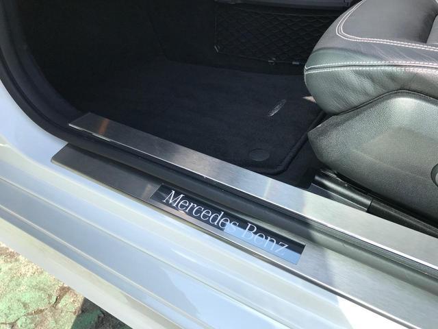 CLS220d AMGライン ブルーテック ワンオーナー ディーラー車 純正ナビ フルセグTV バックカメラ レーダーブレーキ 障害物センサー 電動レザーシート 禁煙車 電動バックドア(54枚目)