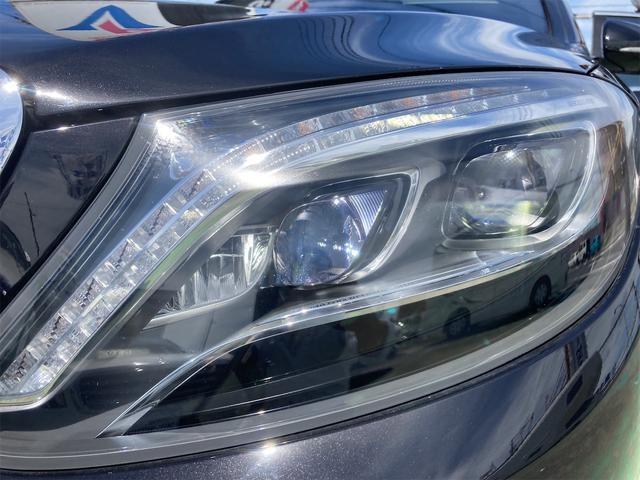 S550ロング AMGライン ショーファーパッケージ ワンオーナー 禁煙車 ディーラー車 右ハンドル レザーシート パノラマサンルーフ オットマン ナビ 360度カメラ リヤモニター(6枚目)