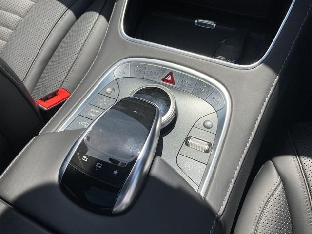 S550ロング AMGライン ショーファーパッケージ ワンオーナー 禁煙車 ディーラー車 右ハンドル レザーシート パノラマサンルーフ オットマン ナビ 360度カメラ リヤモニター(42枚目)