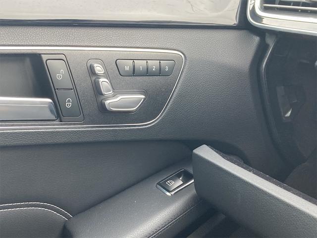 E400 アバンギャルド AMGライン V6 BITURBO ディーラー車 右ハンドル ニッチェ19inアルミ AMGルックグリル LEDライト マフラー中間カスタム トランクスポイラー サンルーフ レザーパワーシート(42枚目)