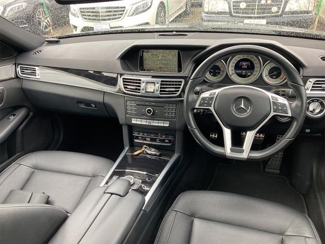 E400 アバンギャルド AMGライン V6 BITURBO ディーラー車 右ハンドル ニッチェ19inアルミ AMGルックグリル LEDライト マフラー中間カスタム トランクスポイラー サンルーフ レザーパワーシート(53枚目)
