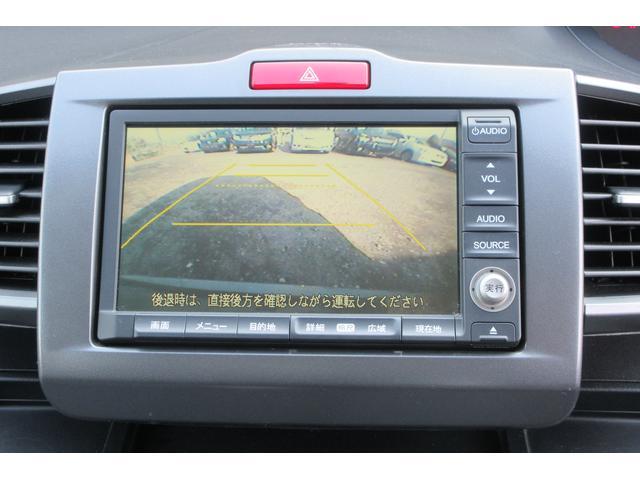ホンダ フリード G エアロ HDDナビ ワンセグ バックモニター