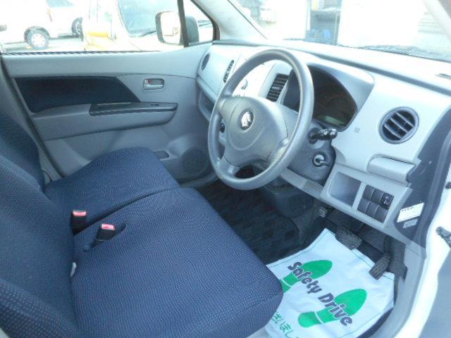 スズキ ワゴンR FX キーレス ベンチシート CD