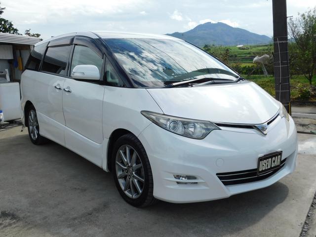 「トヨタ」「エスティマ」「ミニバン・ワンボックス」「熊本県」の中古車3