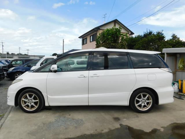「トヨタ」「エスティマ」「ミニバン・ワンボックス」「熊本県」の中古車5