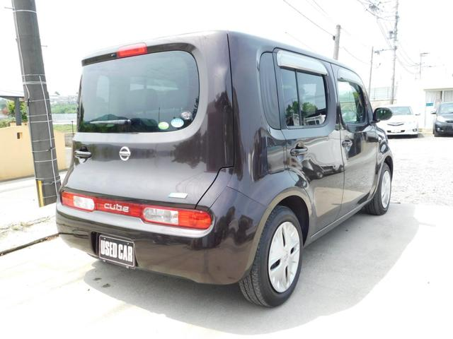 「日産」「キューブ」「ミニバン・ワンボックス」「熊本県」の中古車8