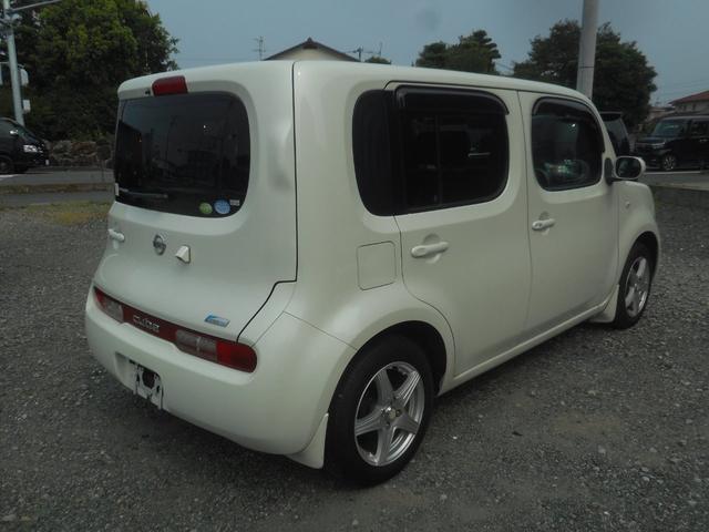 「日産」「キューブ」「ミニバン・ワンボックス」「熊本県」の中古車3