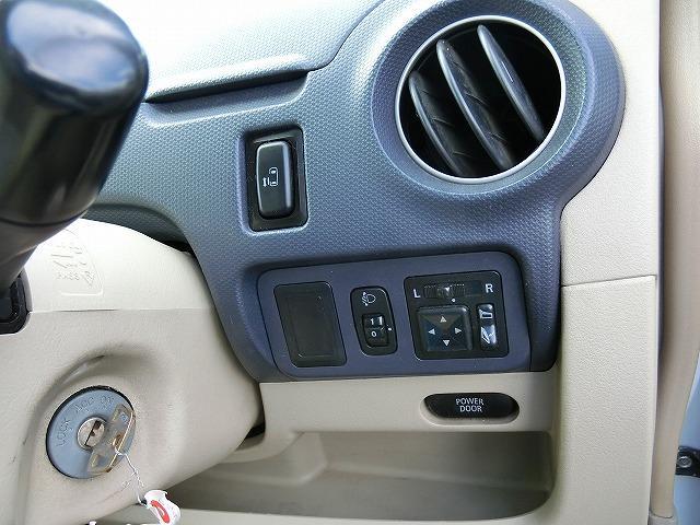 三菱 eKワゴン MS 左側パワースライドドア ETC付 CDMD