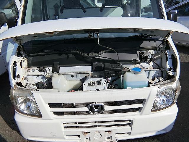ホンダ アクティトラック SDX エアコン パワステ タイミングベルト交換済