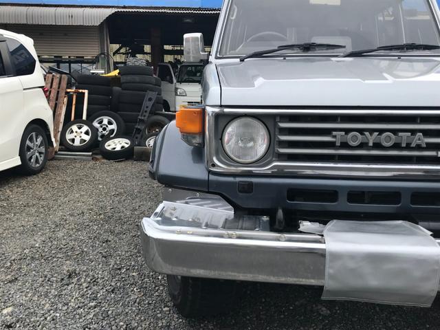 「トヨタ」「ランドクルーザー70」「SUV・クロカン」「鹿児島県」の中古車4