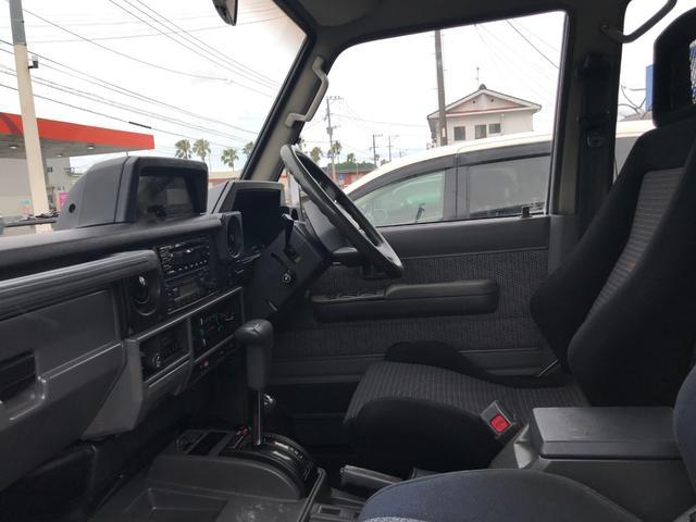 「トヨタ」「ランドクルーザー70」「SUV・クロカン」「鹿児島県」の中古車13