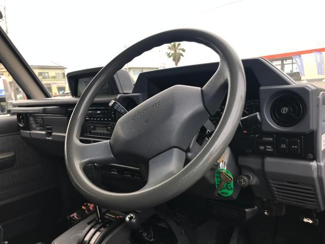 「トヨタ」「ランドクルーザー70」「SUV・クロカン」「鹿児島県」の中古車24