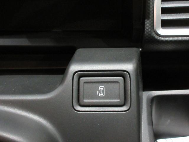 電動スライドドアのスイッチです!