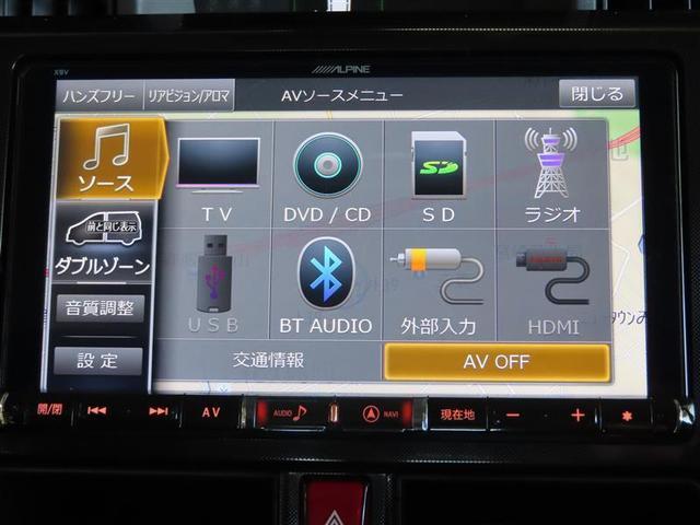 G-T 記録簿 衝突被害軽減システム アイドリングストップ 横滑り防止機能 メモリーナビ フルセグ DVD再生 ミュージックプレイヤー接続可 バックカメラ スマートキー キーレス ETC 両側電動スライド(9枚目)