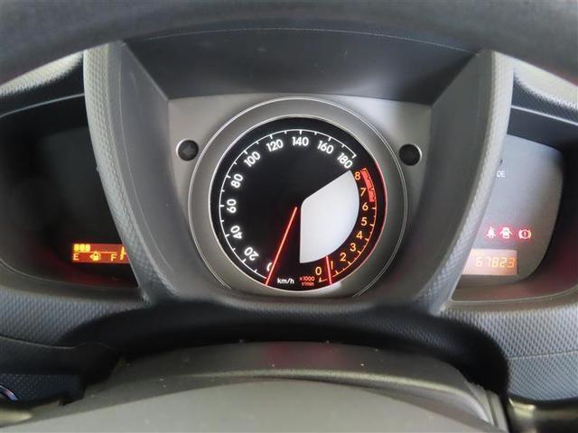 洗練されたカッコよさのあるスピードメーター