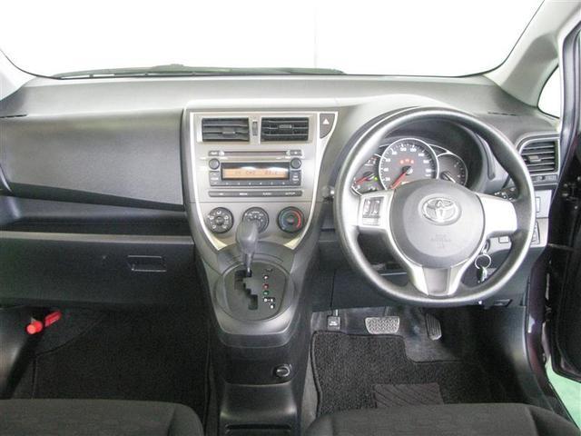 トヨタ ラクティス X T Value車