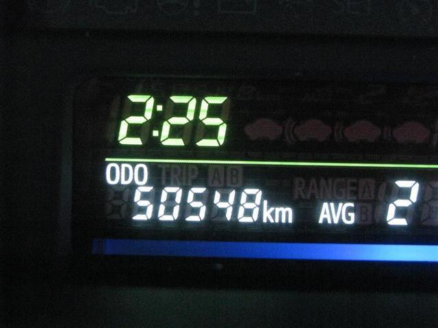 トヨタ プリウスアルファ Gツーリングセレクション T Valueハイブリッド車