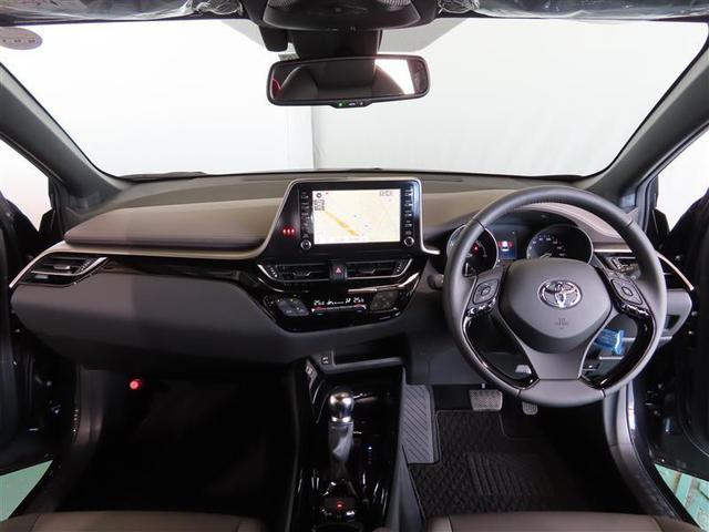 G 1年保証付 トヨタセーフティーセンス メモリーナビフルセグTV パノラミックビューモニター スマートキー LEDライト(3枚目)