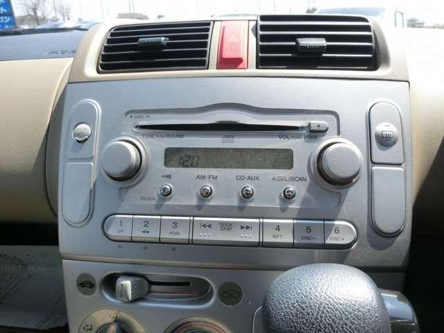 ホンダ ライフ スーパートピック キーレス CD
