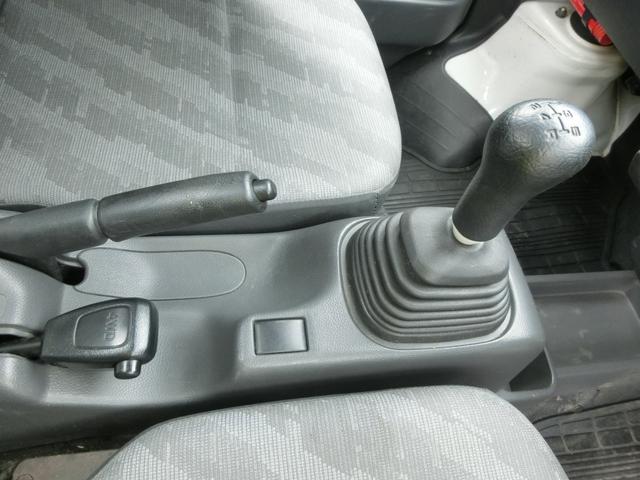 スズキ キャリイトラック 4WD 5速ミッション