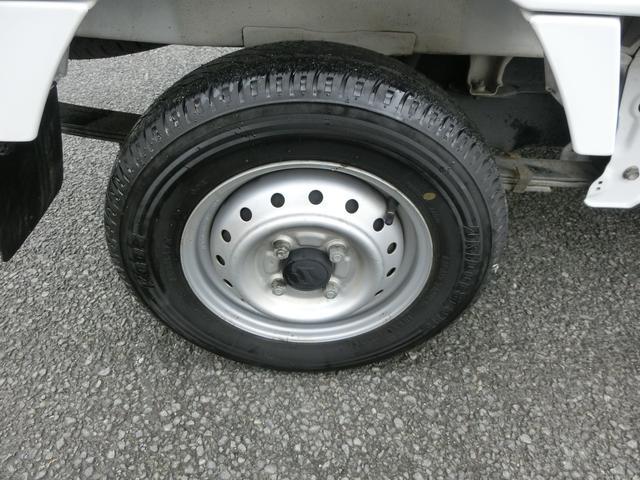 スズキ キャリイトラック 東洋ブラザー工業製保冷車 フロアAT