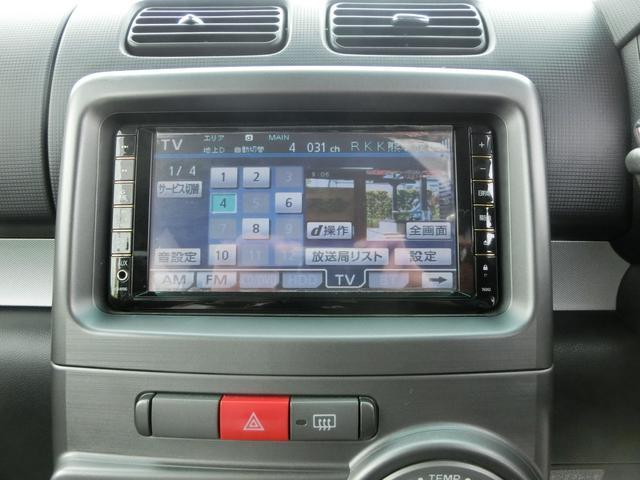 トヨタ ピクシススペース カスタム X  HDDナビTV ETC 社外アルミ