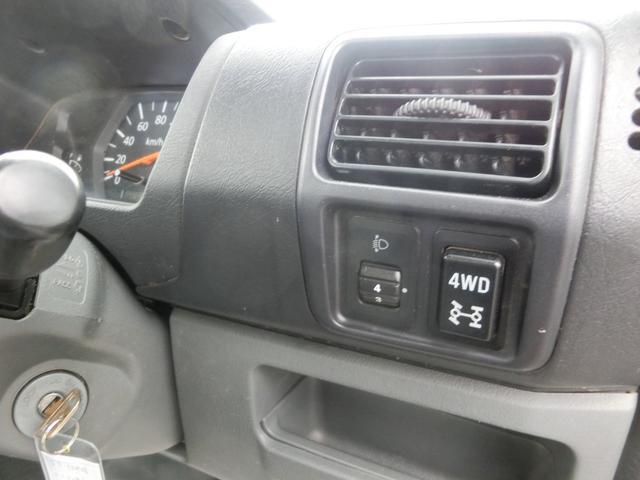 VX-SE エアコン パワステ 4WD(14枚目)