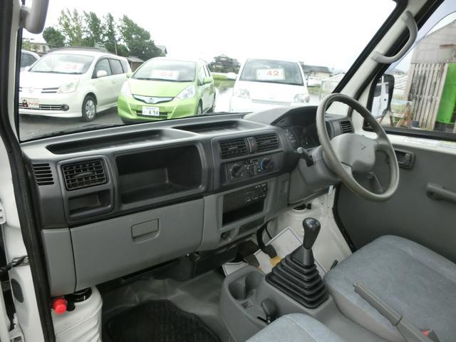 VX-SE エアコン パワステ 4WD(16枚目)