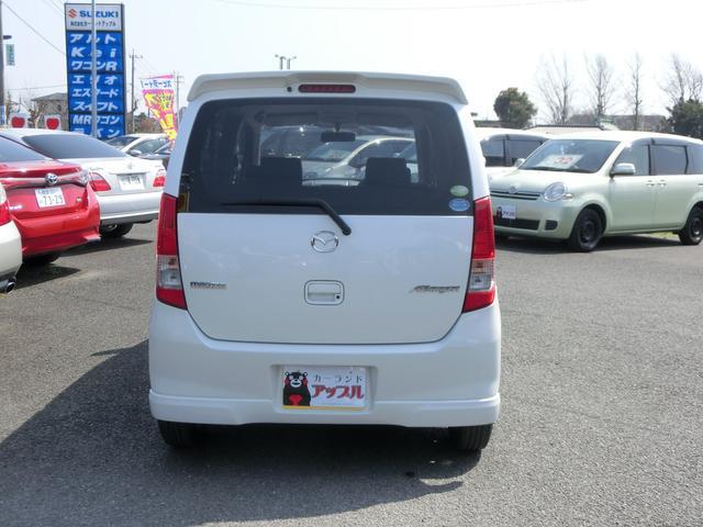 「マツダ」「AZ-ワゴン」「コンパクトカー」「熊本県」の中古車6