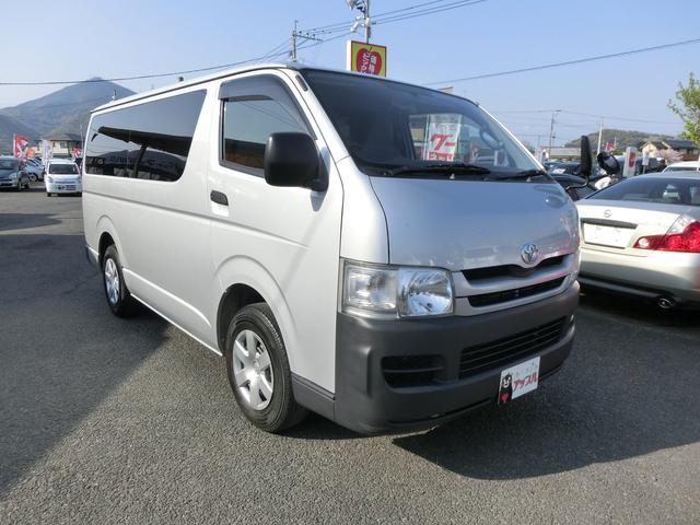 「トヨタ」「レジアスエースバン」「その他」「熊本県」の中古車3