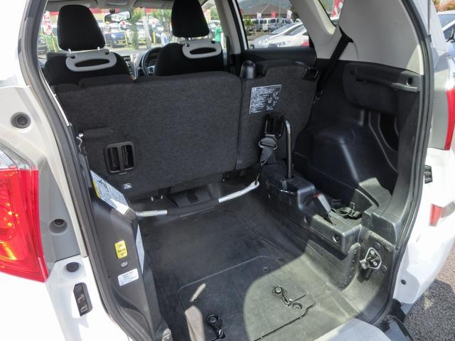 X  車いす仕様車 スロープタイプ タイプ1 車高降下装置(18枚目)