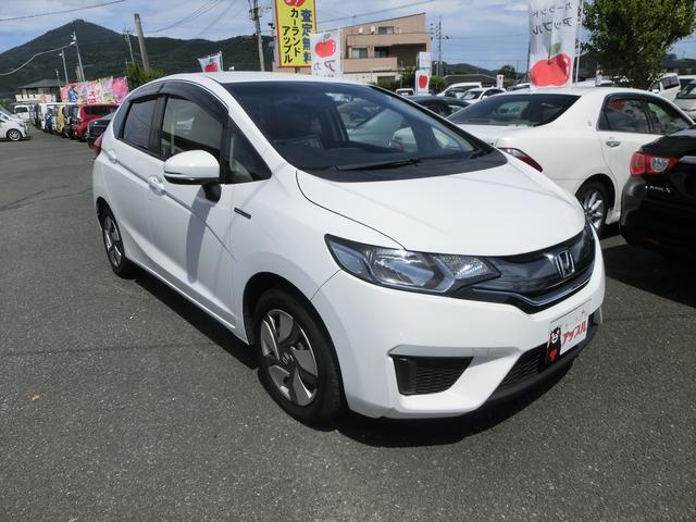 「ホンダ」「フィットハイブリッド」「コンパクトカー」「熊本県」の中古車3