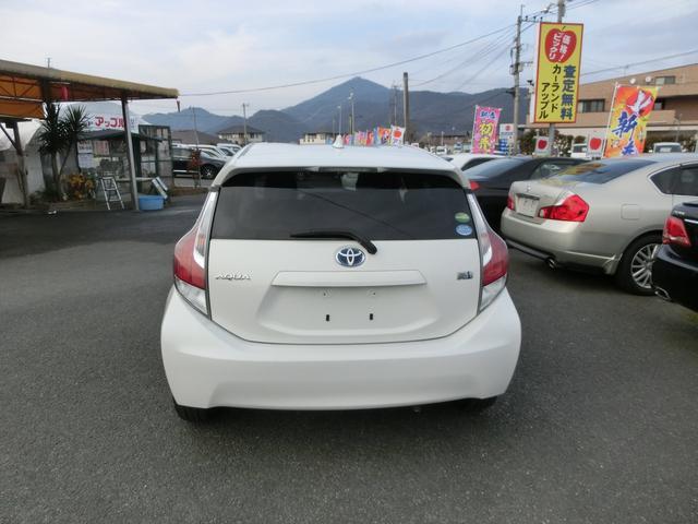 「トヨタ」「アクア」「コンパクトカー」「熊本県」の中古車6