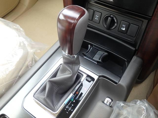 トヨタ ランドクルーザープラド TZ-G