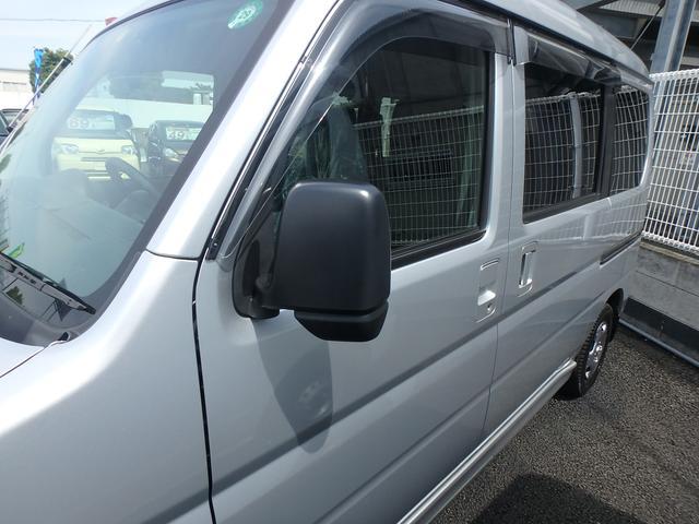 ホンダ バモスホビオプロ 4WD オートマ CD 両側スライドドア