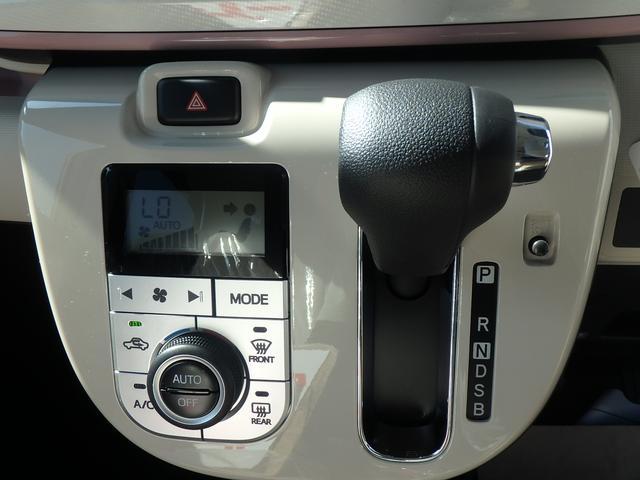 ダイハツ ムーヴキャンバス Xリミテッドメイクアップ SAIII  両側電動ドア