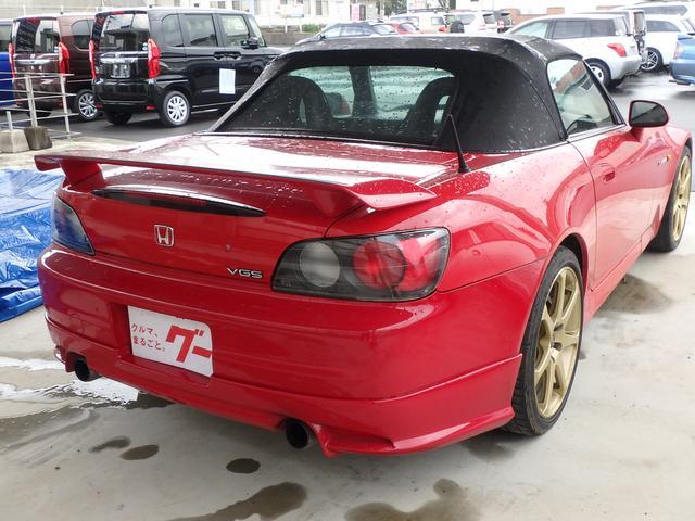 ホンダ S2000 タイプV VGS 6MT ETC 18AW