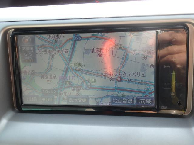 2.4アエラス Gエディション 純正HDDナビ Rカメラ(8枚目)
