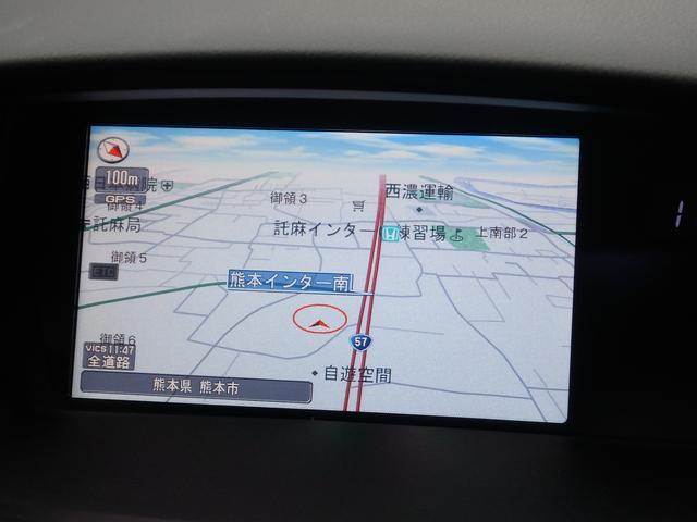 アブソルート 純正HDDナビ Rカメラ ETC HID(8枚目)