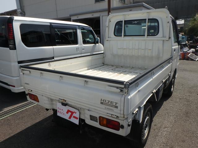エアコン・パワステ スペシャル 5MT 4WD(3枚目)