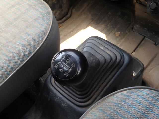 ホンダ アクティトラック SDX 5MT エアコン パワステ 4WD