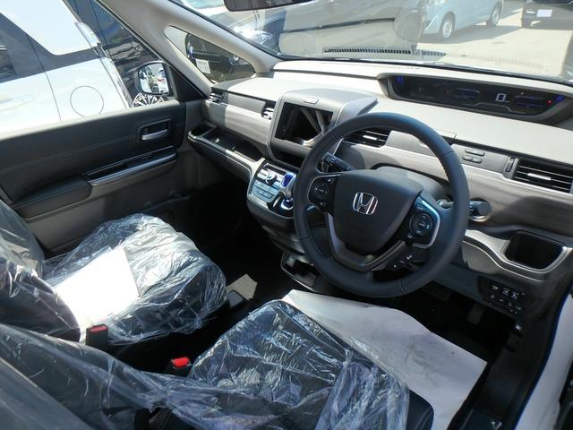 ハイブリッドEX 登録済未使用車 両側電動スライドドア(7枚目)