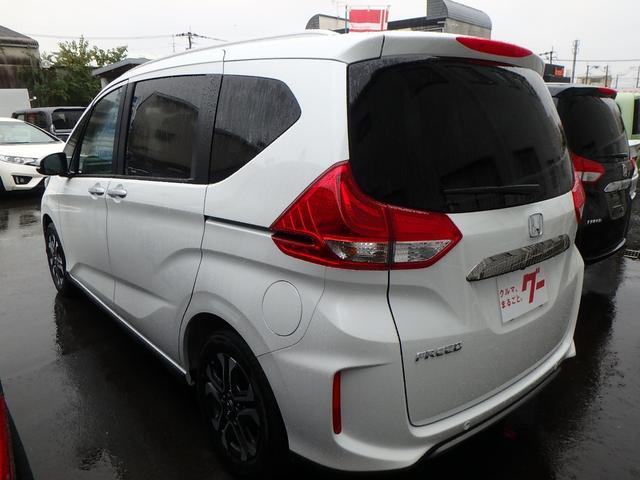 クロスター・ホンダセンシング 登録済未使用車 メーカーオプションナビスペLED付 両側電動スライドドア ETC(4枚目)
