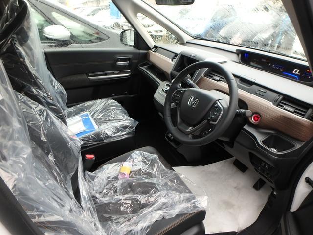 クロスター・ホンダセンシング 登録済未使用車 メーカーオプションナビスペLED付 両側電動スライドドア ETC(7枚目)